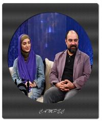 برزو ارجمند و همسرش در برنامه شهر باران+عکس و بیوگرافی