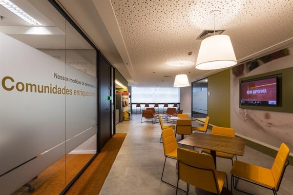 طراحی و دکوراسیون داخلی دفتر کار