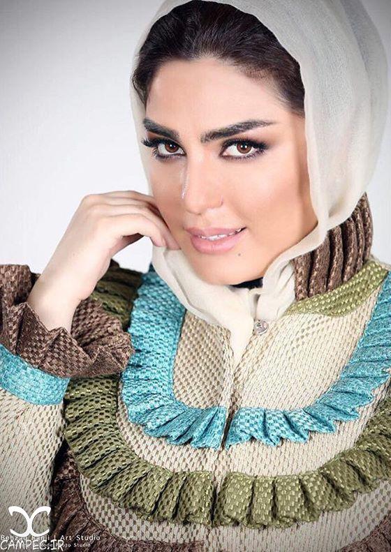 عکس های جدید سحر نظام دوست + بیوگرافی , عکس های بازیگران