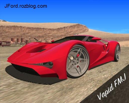 ماشین مسابقه ای برای جی تی ای 5