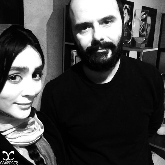 ستاره حسینی و علی مصفا