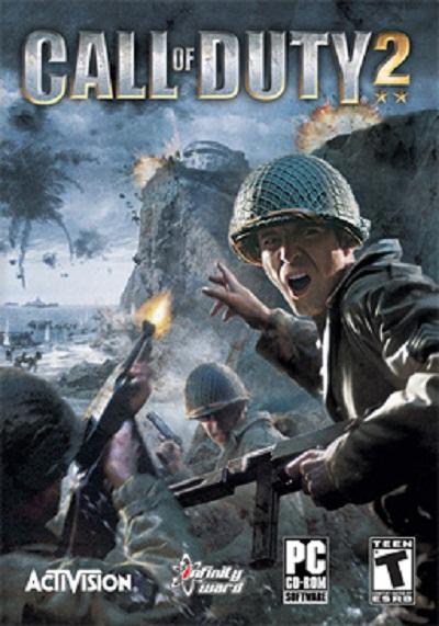 معرفی بازی کالاف دیوتی دو call of Duty 2 gnsorena.ir