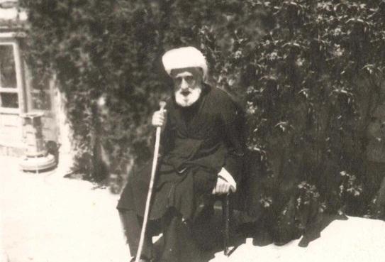 آیت الله حاج شیخ عباسقلی رضوی