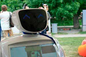 فرار یک ربات از آزمایشگاهی در روسیه , جالب وخواندنی