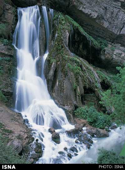 عروس زیبای آبشارهای ایران کدامیک است؟