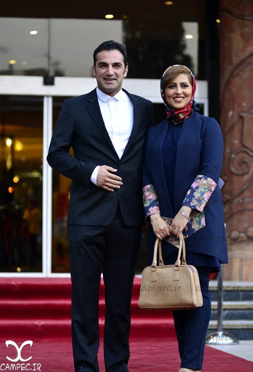 عکسهای جدید کوروش سلیمانی و همسرش + بیوگرافی
