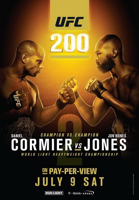 دانلود یو اف سی 200   UFC 200: Cormier vs. Jones 2-نسخه ی 1080 قرار گرفت.
