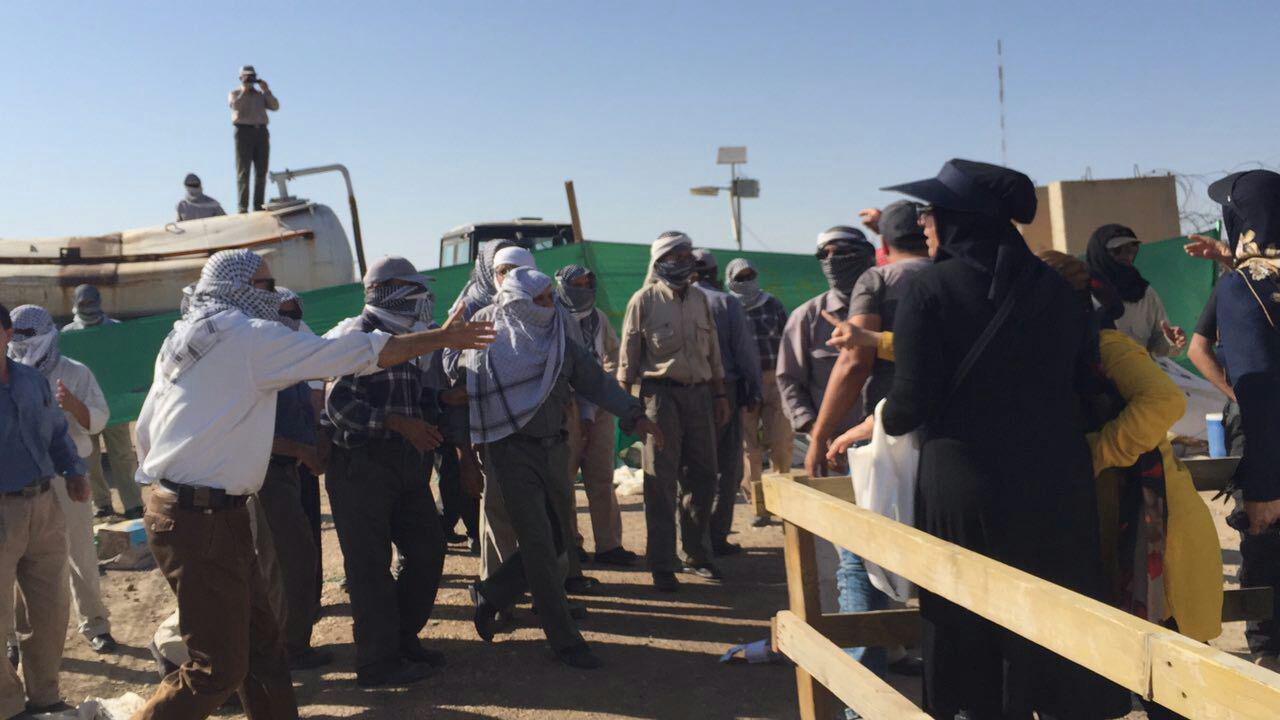 نامۀ 41 عضو خانوادۀ اسیران فرقۀ رجوی در عراق به رئیس کمیساریای عالی پناهندگان