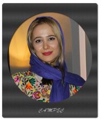 عکسهای الناز حبیبی در اکران خصوصی فیلم زاپاس