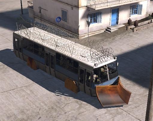 (به روز شد)مود اتوبوس انتحاری(Battle_Bus_v1.2) برای Arma 3
