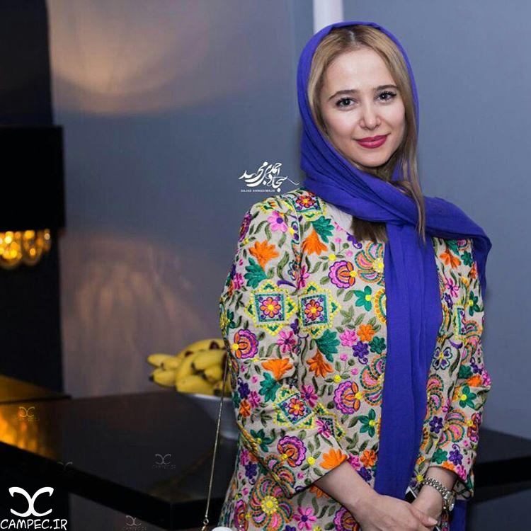 عکسهای الناز حبیبی در مراسم اکران فیلم زاپاس , عکس های بازیگران