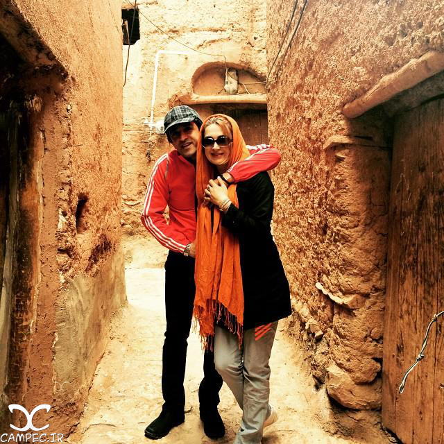 عکسهای مجید یاسر و همسرش مهشید حبیبی + بیوگرافی