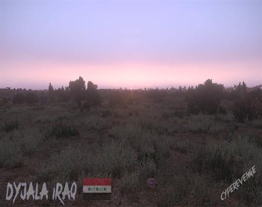 مپ استان دیاله عراق برای Arma 3(اپدیت شد)