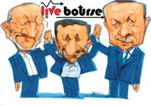 کاریکاتور/ مهرورزی احمدی نژاد!