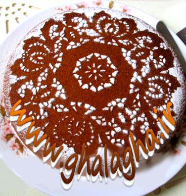 آموزش پخت کیک بدون فر