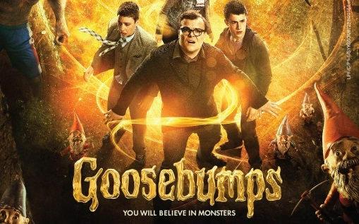دانلود فیلم دوبله فارسی دایره وحشت Goosebumps 2015 با لینک مستقیم