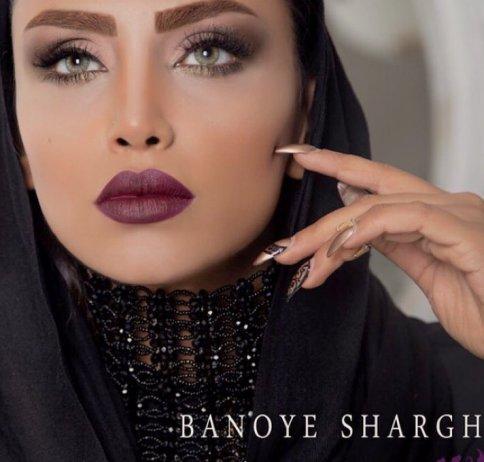 چهره الهام عرب قبل و بعد از آرایش +عکس , چهره های معروف