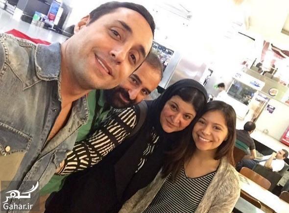 بازیگران ایرانی که در حادثه فرودگاه استانبول بودند , اخبار فرهنگ وهنر