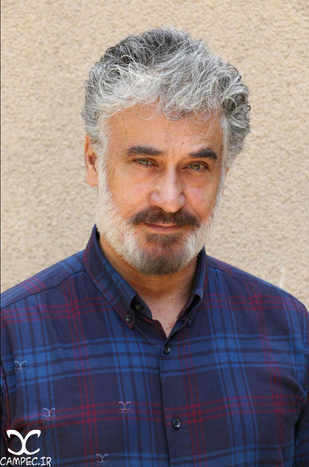 تست گریم محمد صادقی در فیلم تصمیم منطقی