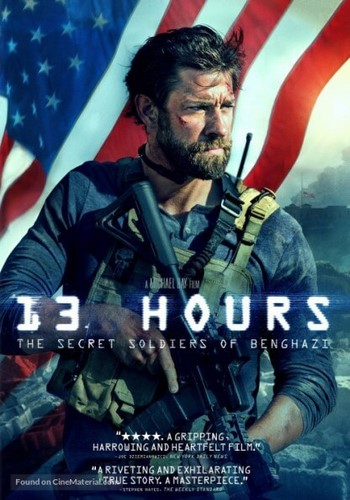 دانلود فیلم 13Hours The Secret Soldiers of Benghazi 2016