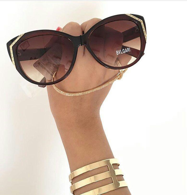 عینک دودی بولگاری سون