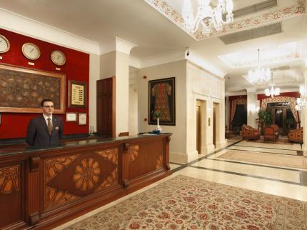 هتل سلطان هان استانبول