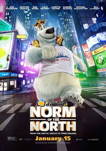 دانلود انیمیشن Norm of the North 4
