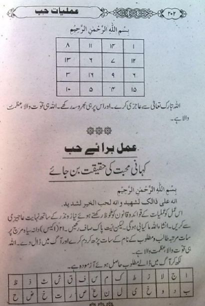 Amliyat e Hub - دانلود کتاب عملیات حب