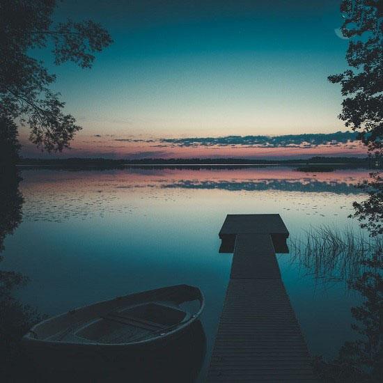 زیبایی فوق العاده فنلاند و ایسلند در شب و روز