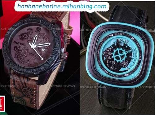 خرید انواع مدل ساعت مچی زنانه مردانه 1395