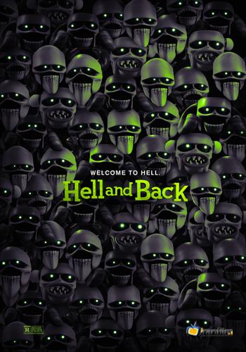 دانلود انیمیشن Hell and Back 4
