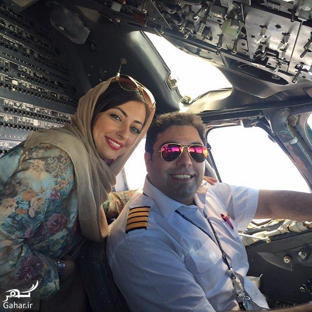 عکس جشن تولد همسر نفیسه روشن , چهره های ایرانی