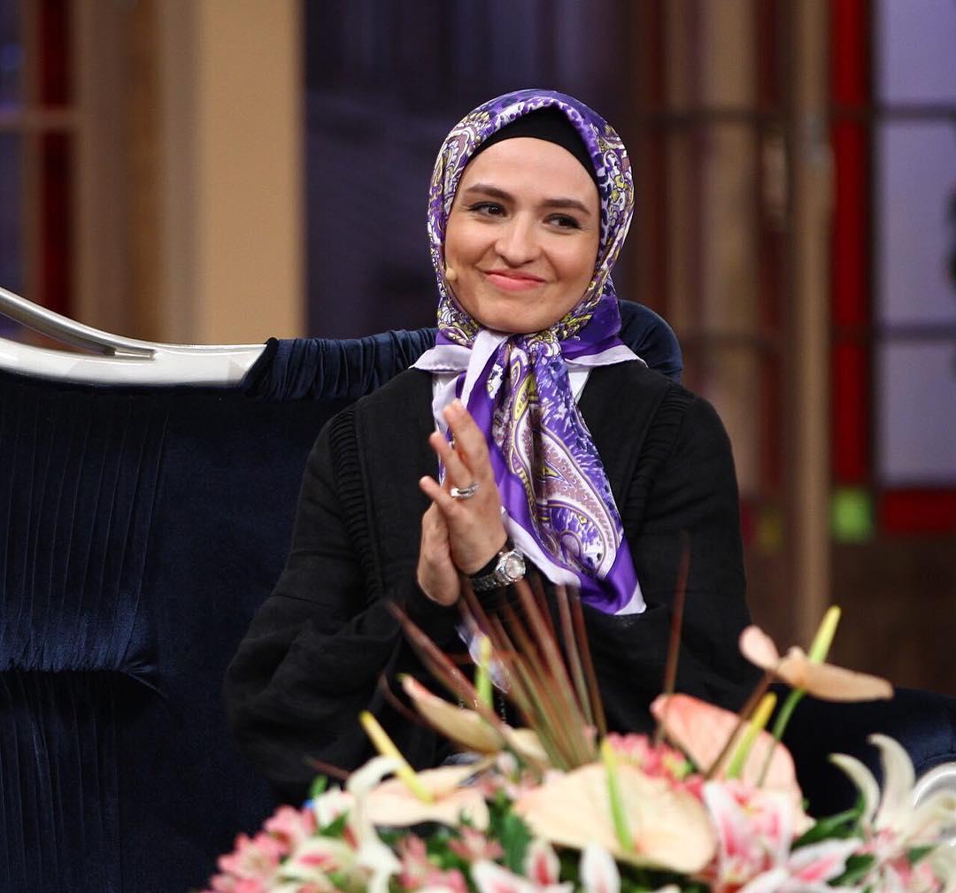 گلاره عباسی در برنامه دورهمی