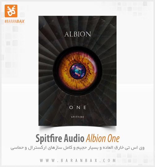 دانلود وی اس تی سازهای ارکسترال و حماسی Spitfire Audio Albion One