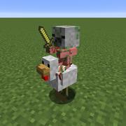 زامبی مرغی