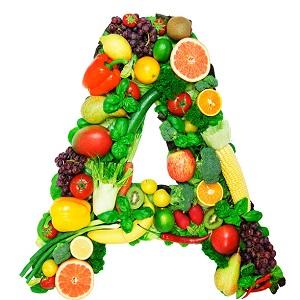 چه مواد غذایی ویتامین a دارند