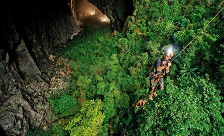 بزرگ ترین غار جهان