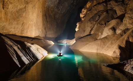 The World's Largest Cave in Vietnam