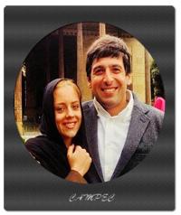 طلاق حمید گودرزی از همسرش