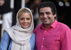 جزئیات ماجرا طلاق و خروج همسر حمید گودرزی از ایران+عکس