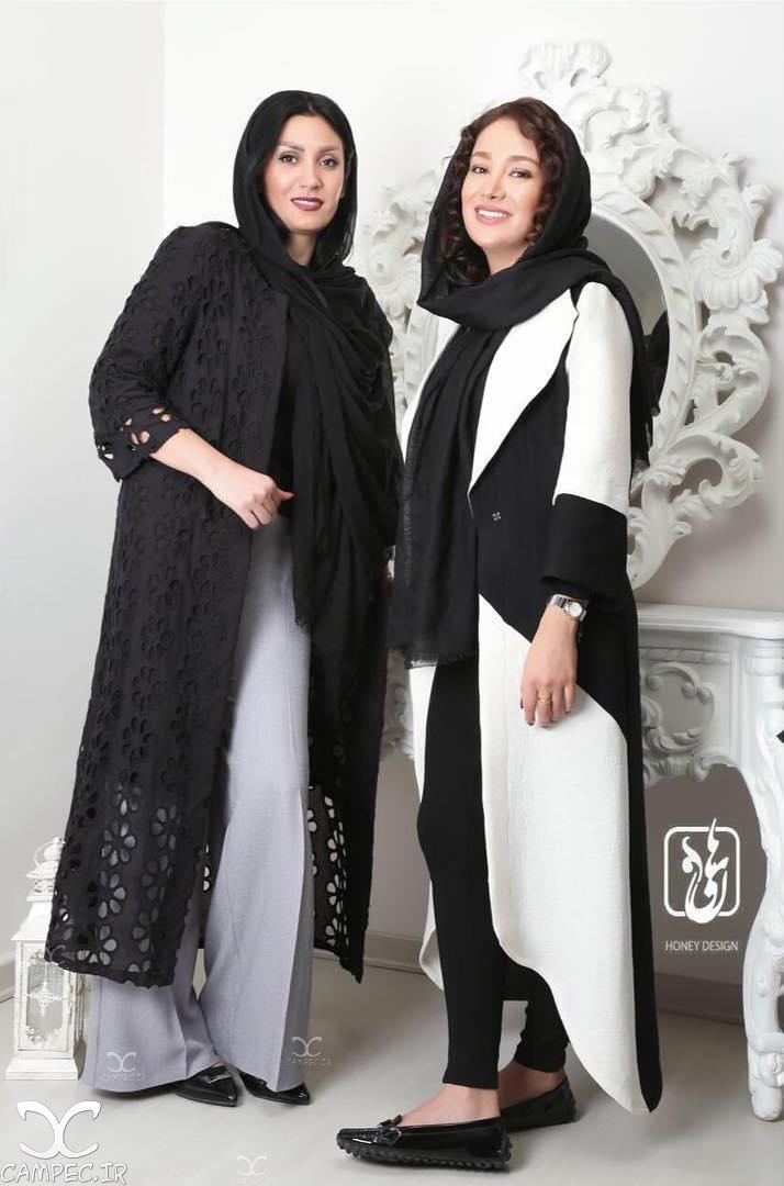عکس آتلیه ای بهاره افشاری