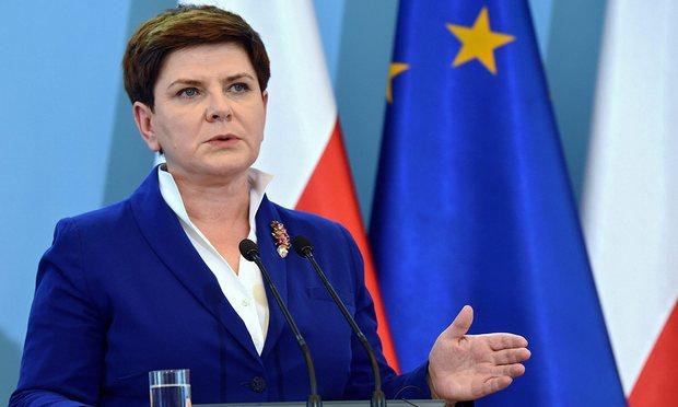 خانم بئاتا شدوو نخست وزیرمحترم لهستان