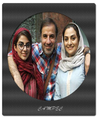 علی سلیمانی و همسرش سهیلا جوادی