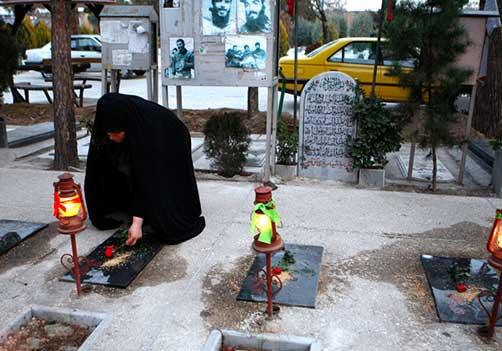 کرامات - شهید گمنامی که هویتش را در خواب به مادر نمایان کرده بود - مطالب و مقالات