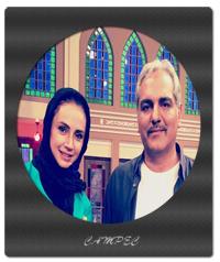 شبنم قلی خانی در برنامه دورهمی+عکسها و جزییات