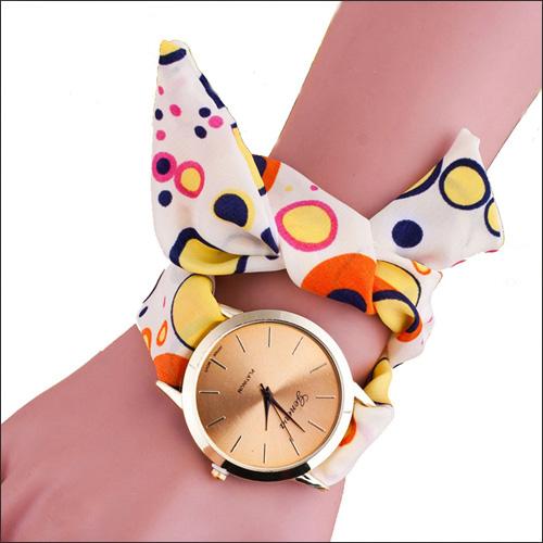 ساعت رنگین کمان