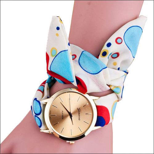 خرید ساعت دخترانه رنگین کمان