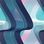 کاغذ دیواری مشابه رنگ دیگر image
