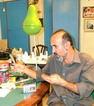 مصاحبه با عادل بزدوده عروسک ساز درباره راز عروسکها+بیوگرافی