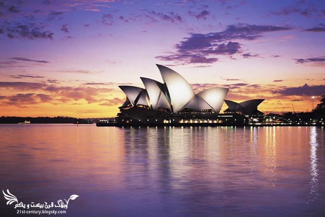 خانه اپرای سیدنی / سیدنی
